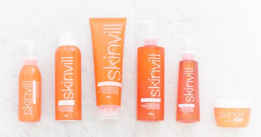 「skinvill スキンビル」購入-ホットクレンジングジェルで透明肌になる-