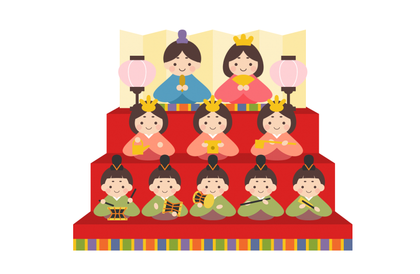 ひな祭りの由来を保育園児の子供にわかりやすく簡単に教えるには?
